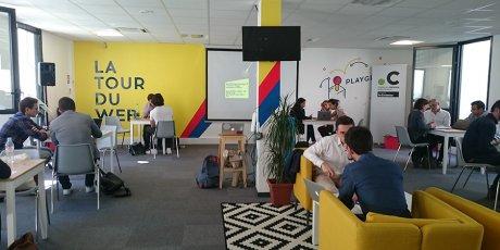La Tour du Web - France Digitale Tour