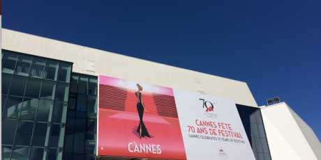 Cannes festival 70 ans