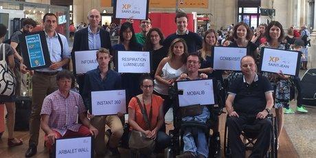 Lauréats de l'appel à projets XP Saint-Jean