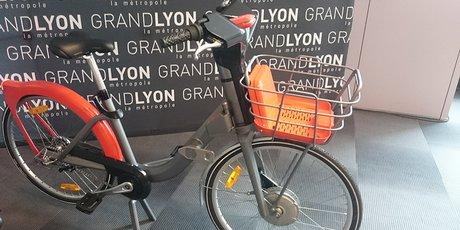 Nouveau vélo'v 2018