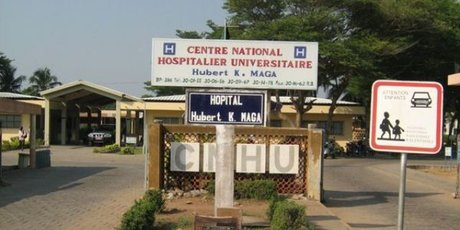 Hôpital Bénin Cotonou