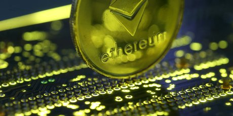 Ethereum, cryptomonnaie, Bitcoin, Blockchain,