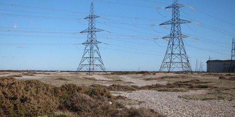 pilon transport électricité énergie