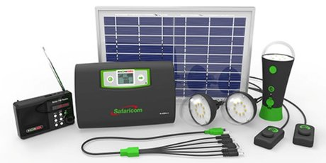 M-Kopa électricité solsaire énergies