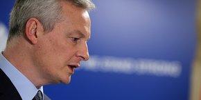 Bruno Le Maire a réaffirmé l'urgence pour l'Europe d'accélérer dans sa stratégie numérique.