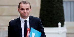 Le secrétaire d'État à la Fonction publique Olivier Dussopt maintient le gèle des salaires des fonctionnaires pour 2019.