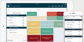La startup Tiller, spécialisée dans le logiciel de caisse enregistreuse et de gestion connectée sur iPad, emploie déjà 150 personnes entre ses bureaux basés à Paris, Barcelone et Milan.