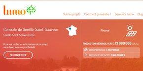 La plateforme bordelaise propose des projets solaires, éoliens, hydrauliques ou de biomasse.