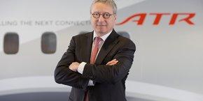 Nous avons identifié un marché de 650 appareils à renouveler pour lequel l'ATR 42 STOL, est pertinent. Si nous gagnons la moitié de ce marché, ce sera déjà bien, a expliqué à La Tribune le président exécutif d'ATR, Christian Scherer.