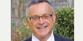 Patrick Gilli, président de l'Université Paul Valéry Montpellier 3.