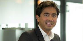 Sébastien Oum, Président-fondateur d'Ambriva, services et solutions de change.