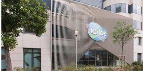 Le siège social d'Icade à Issy-les-Moulineaux vendu pour 98,8 millions d'euros en janvier 2019.