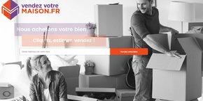 Capture d'écran du site Vendez-votre-maison.fr