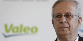 Pour Jacques Aschenbroich, Pdg de Valeo, les perspectives à moyen terme sont solides.