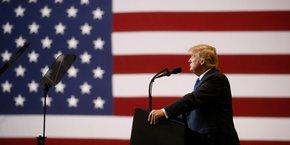 Donald Trump veut faire de la Force de l'espace la sixième branche des forces armées.