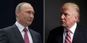 Poutine vs Trump