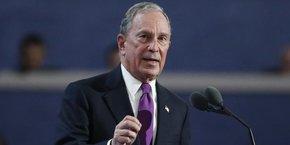 L'ex-maire de New York Michael Bloomberg est l'ambassadeur mondial de l'OMS pour les maladies non transmissibles et fondateur de Bloomberg Philanthropies.