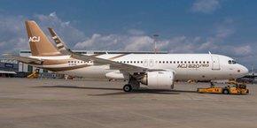 Le premier vol de l'ACJ320neo est prévu dans quelques semaines.