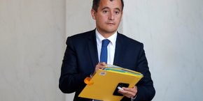 Le ministre de l'action et des comptes publics Gérald Darmanin doit présenter le budget lundi prochain à l'issue du conseil des ministres.