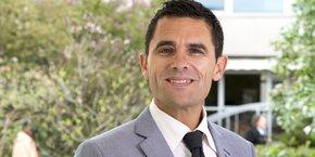 Francky Trichet est adjoint au maire de Nantes et conseiller métropolitain chargé de l'innovation et du numérique.