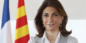 Martine Vassal, Président du conseil départemental des Bouches-du-Rhône
