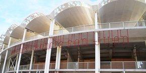 Les arènes de Lunel rénovées, signées Jacques Ferrier.