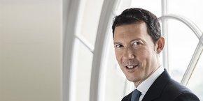 Ben Smith, directeur général d'Air France-KLM et de manière temporaire jusqu'au 31 décembre au plus tard, d'Air France.