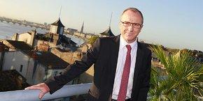 Philippe Dizier, directeur général de l'ETI Le Bélier