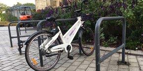 Les vélos Indigo Weel sont arrivés le 5 février à Bordeaux.