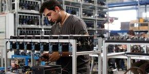 Le gouvernement veut encourager la transformation numérique des PME.
