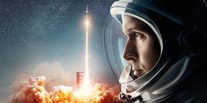 Ryan Gosling interprète Neil Armstrong dans First Man de Damien Chazelle.