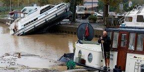 L'état de catastrophe naturelle a été reconnu jeudi dans 126 communes, notamment Trèbes, Villegailhenc et Villardonnel.