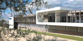 Nutergia a construit un site de 7 500 m2 dans l'Aveyron.