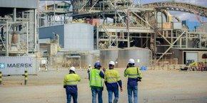 Le site de la mine de Buzwagi du groupe Acacia Mining a entamé la production aurifère en 2009 et a produit plus d'un million d'onces d'or à ce jour.