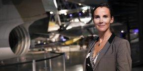 Anne-Charlotte Fredenucci est à la tête d'Ametra depuis 2008.