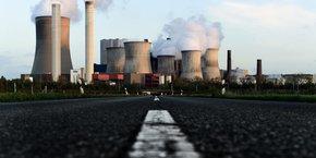 La centrale au lignite de Niederaussem