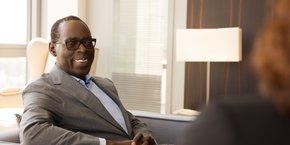Alioune Ndiaye, le patron d'Orange Afrique.
