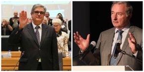 Qui remportera le bras de fer politique entre Jean-Luc Moudenc et Georges Méric ?