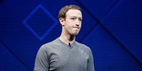 Mark Zuckerberg, Pdg et co-fondateur de Facebook, reconnaît qu'il y a des problèmes importants à régler sur le plus grand réseau social au monde, utilisé par 2,2 milliards d'utilisateurs.