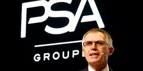 Carlos Tavares, président du groupe PSA.