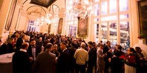 Plus de 800 acteurs économiques ont participé à la cérémonie