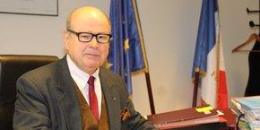 Cyrille Schott, préfet honoraire de région, ancien directeur de l'Institut national des hautes études de la sécurité et de la justice (INHESJ).