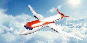 Le projet de Wright Aviation avec Easyjet table sur un avion électrique capable de transporter 100 passagers d'ici à 2030.