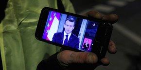 Le président français a pris enfin conscience de l'ampleur du malaise. Et les décisions annoncées lundi ont fourni des réponses aux attentes.