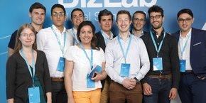 Safetyn compte aujourd'hui une dizaine de collaborateurs et prévoit de doubler son effectif en 2019.