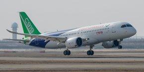 Le C919 est loin d'être le seul projet de l'industrie aéronautique chinoise.