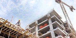 La Fédération française du bâtiment prévoit un recul de 27.000 logements mis en chantier en 2019, après plus de 20.000 de moins en 2018 par rapport à 2017.