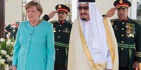 le gouvernement allemand a annoncé mercredi qu'il prolongeait mercredi de six mois son embargo sur les ventes d'armes à l'Arabie Saoudite