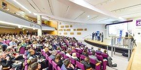 La soirée de lancement du Palmarès des entreprises qui recrutent rencontre chaque année un fort succès
