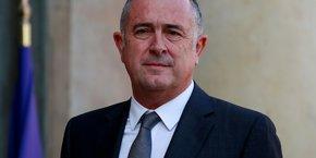 Didier Guillaume, ministre de l'Agriculture et de l'Alimentation.